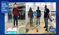 Ações do grupo de voluntários do Inatel no enfrentamento da pandemia de COVID-19 continuam