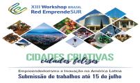Últimos dias para submissão de artigos e pôsteres no Workshop da Rede EmpreendeSUR